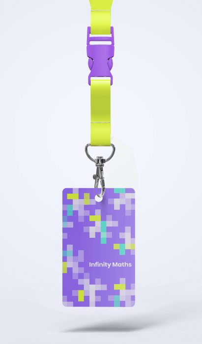 Infinity Maths Website + Visual Identity