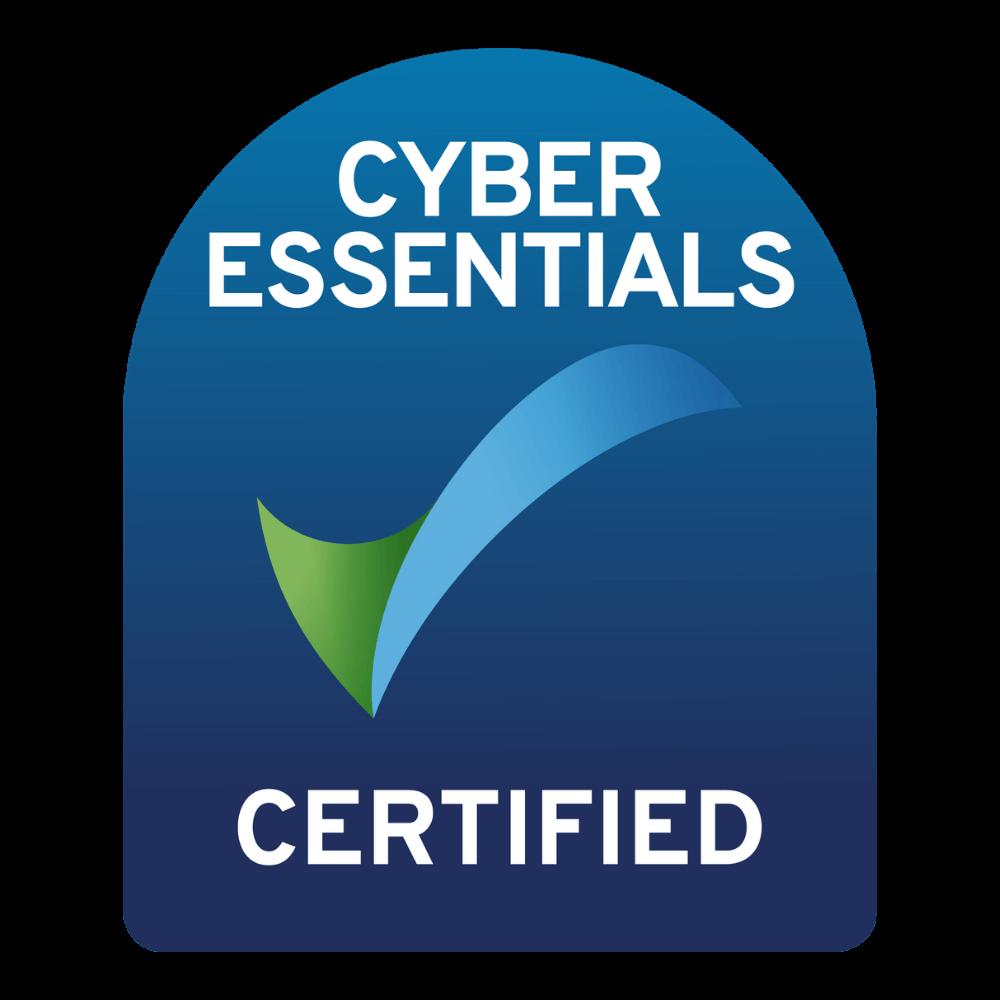 Cyber Essentials Certified IASME-CE-028089